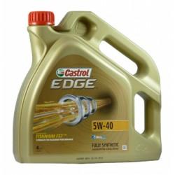 Castrol Edge Titanium FST Turbo Diesel 5w40 4L