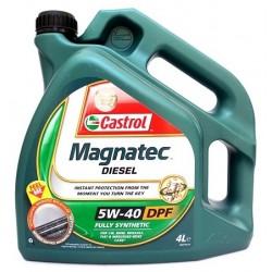 Castrol Magnatec Diesel DPF 5w40 4L