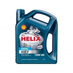 Shell Helix Diesel HX7 10w40 4L