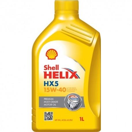 Shell Helix HX5 15w40 1L