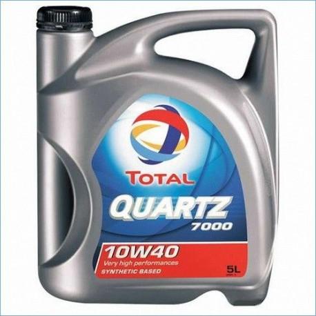 Total Quartz 7000 10w40 5L